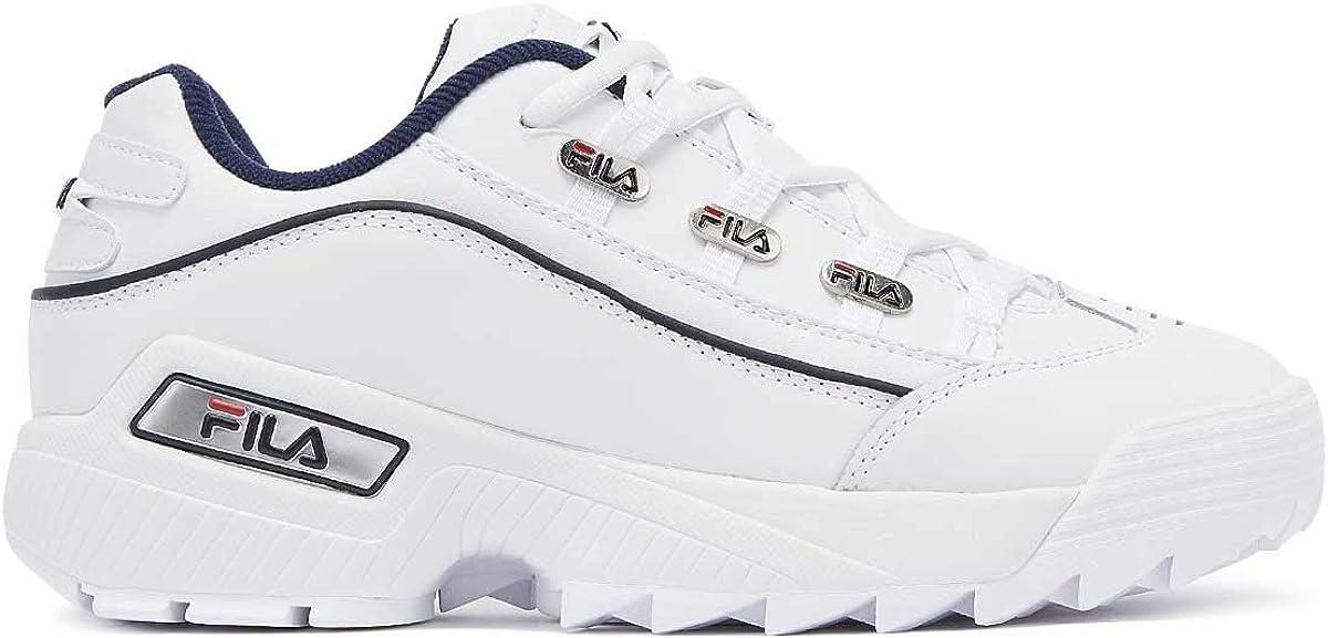 Fila Hometown Extra Blanc//Marine Basket