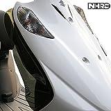 NHRC アドレス V125 スモーク サイド バイザー 風防 防寒 防風 アドレスV125 ADDRESS