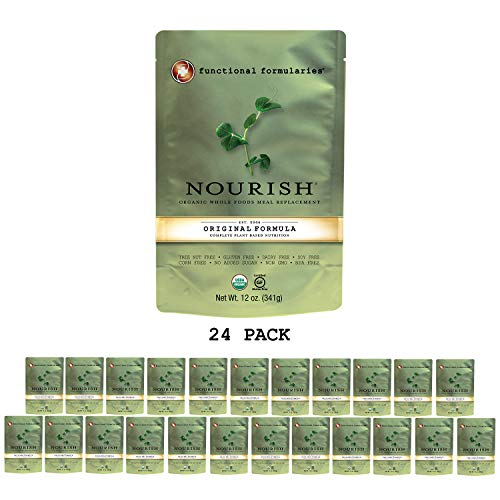 Functional Formularies Nourish 12oz Pouch, 24 Pack