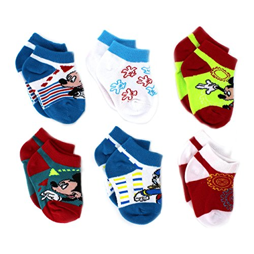 Mickey Mouse Boys pack Socks