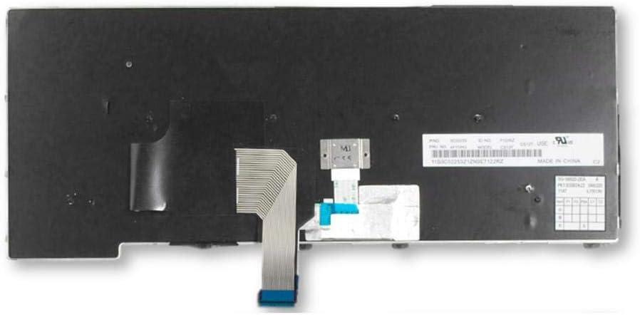 Homyl US Layout Laptop Keyboard for Lenovo ThinkPad T431 T431s T440 T440E T440p T440s T450 L440 E431 E440