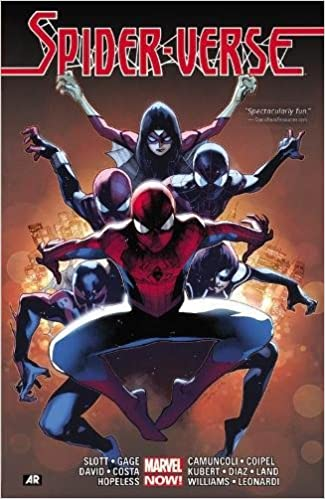 Image result for Spider-verse comic cover