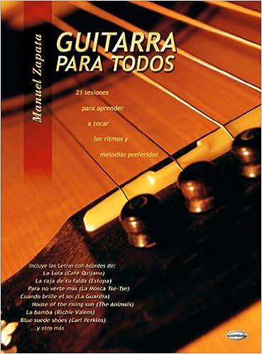 GUITARRA PARA TODOS: Amazon.es: Libros
