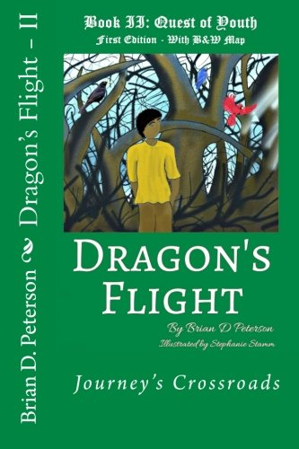 Download Dragon's Flight - II: Quest of Youth - With B&W Map (Volume 2) pdf epub