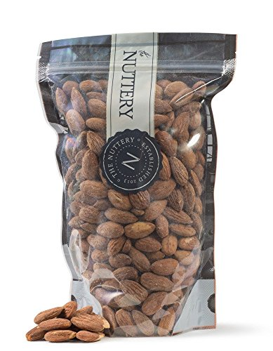 The Nuttery Almond Nuts 16 ounce Pouch Bags