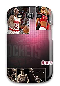 Rosemary M. Carollo's Shop 9223229K619022159 houston rockets basketball nba (2) NBA Sports & Colleges colorful Samsung Galaxy S3 cases