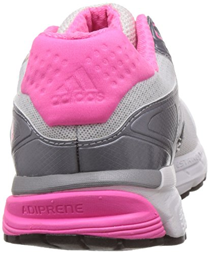 Pink Ftw 1 Adidas White running black neon Zapatillas Nova Textile W Mehrfarbig Cushion Unisex Performance q6Awqvxa