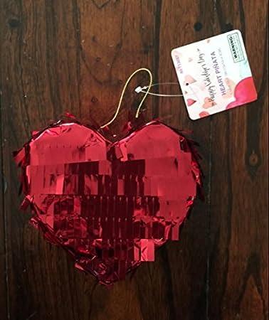 Amazon Com Valentines Day Heart Love Mini Personal Pinata Party