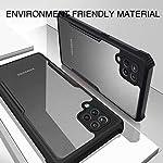 CoverEx Galaxy M12 / A12 The Ultimate Case Premium Shock Absorption Ultra Slim Soft Side Bumper Crash Guard Case Cover…
