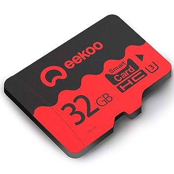 H&T Tarjeta Micro SD Clase 10 U 3 Microsdxc Rendimiento de ...