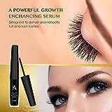 Arishine Eyelash Eyebrow Growth Serum Natural