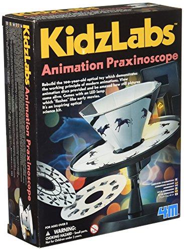 4M 3474 Animation Praxinoscope