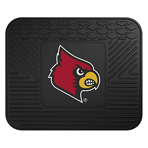 - FANMATS NCAA University of Louisville Cardinals Vinyl Utility Mat