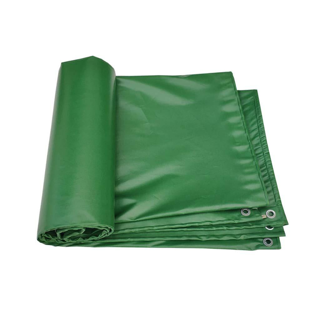 防水ターポリン防水クロスセイル肥厚ターポリン-450g / m 2、厚さ:0.4 mm (サイズ さいず : 5m*6m) 5m*6m  B07Q7MVQXV