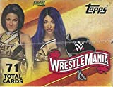 2020 Topps WWE Road To Wrestlemania Wrestling