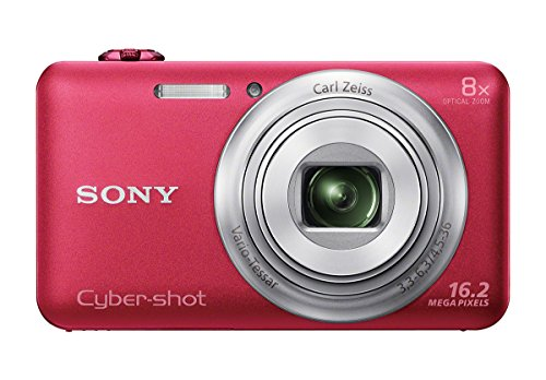 Sony DSC-WX80/R 16 MP Digital Camera with 2.7-Inch LCD