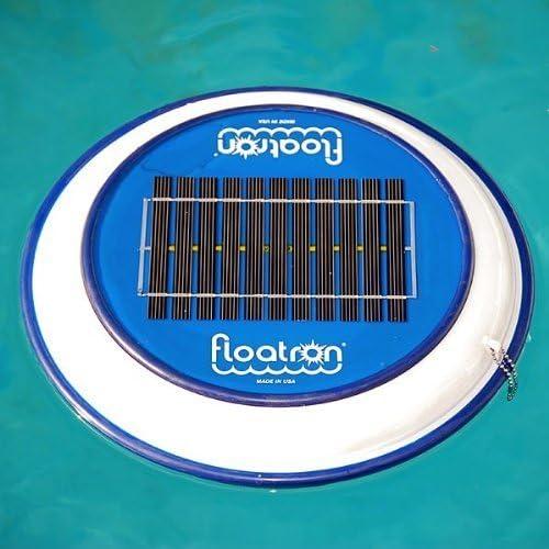 floatron, funciona con energía solar purificador de agua, FT-1 ...