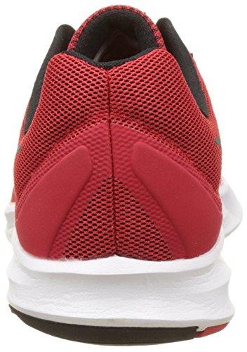 Nike Downshifter 7, Zapatillas De Running Para Hombre Rojo (Universal Red/black/white)