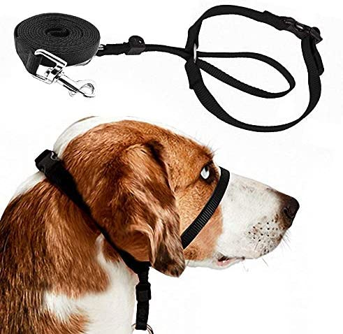 Barkless Collar Adjustable No Pull Training product image