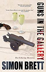 Guns in the Gallery (A Fethering Mystery)