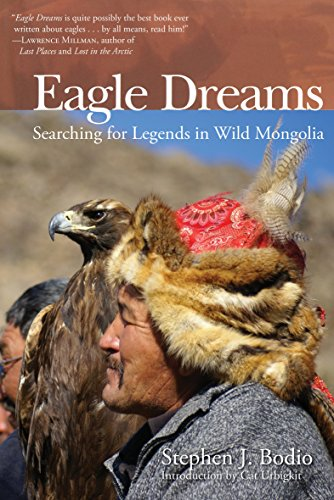 Eagle Dreams: Searching for Legends in Wild - Eagle Mongolian