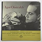 Tchaikovsky:Violin Concerto/Saint-Saens:Introduction And Rondo Capriccioso