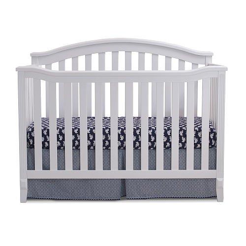 Sorelle Berkley 4-in-1 Convertible Crib - ()