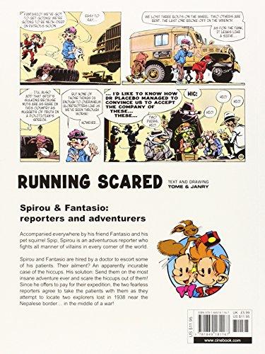Running Scared (Spirou & Fantasio)
