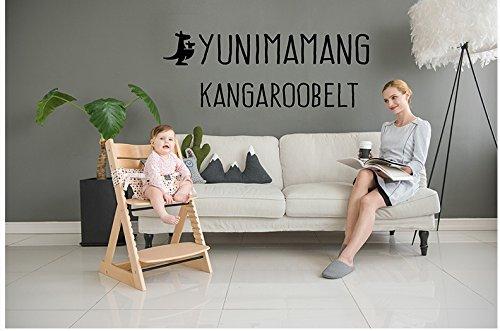 Yunimamang Kangaroobelt Baby Necessites Baby Seat Belt Toddler Safety Harness (Hot Pink Cat) by Yunimamang (Image #2)