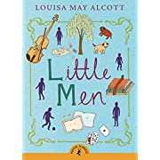 Little Men (Puffin Classics)