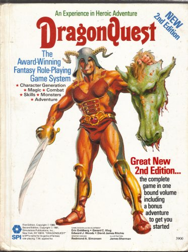 DragonQuest (The Award-Winning Fantasy Role-Playing Game System ...