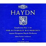 Haydn: Symphonies Nos. 1-20