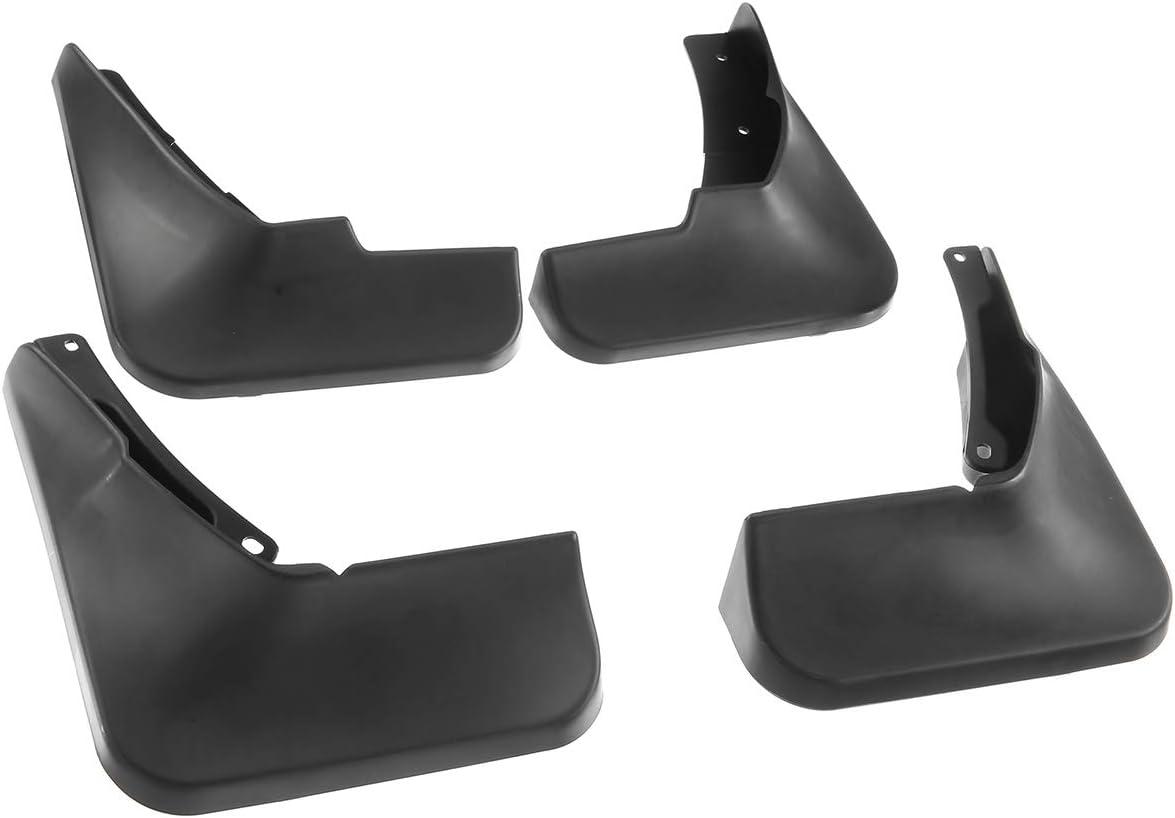 A-Premium Mud Flaps Splash Guards Compatible with Audi A6 2012-2016 4-PC