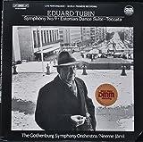 Eduard Tubin: Symphony 9 / Estonian Dance Suite / Toccata / Neeme Jarvi, The Gothenburg Symphony Orchestra