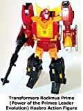 Review: Transformers Rodimus Prime (Power of the Primes Leader Evolution) Hasbro Action Figure