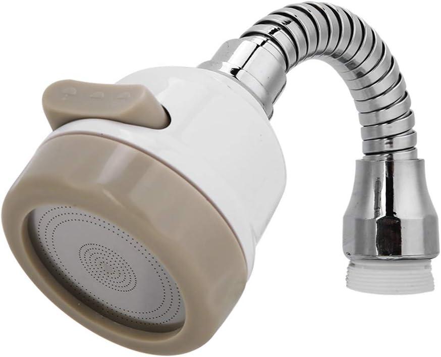 Tmtop Kitchen Faucet Filter Three-Speed Faucet Filter Shower Filter Water Saving Device