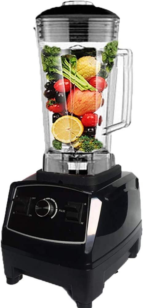 WX Blender, 2200W Heavy Duty Blender for Commercial Use