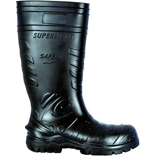 """Cofra 00060-001.W47 Chaussures de sécurité """"Safest S5 Ci SRC"""" Taille 47 Noir 1 Noir"""