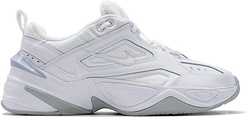 Luxury Fashion | Nike Hombre AV4789101 Blanco Zapatillas | Temporada Outlet: Amazon.es: Zapatos y complementos