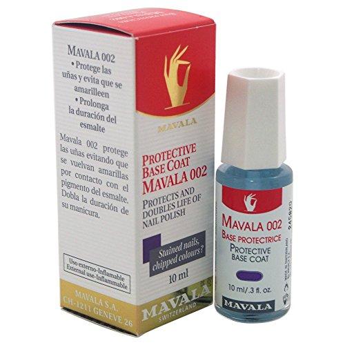 Mavala 002, Capa base doble 9.7 ml (0.34 oz)