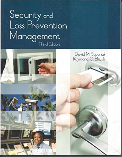 security and loss prevention management This textbook has been substantially updated to reflect safety and security issues of current concern within the hospitality industry this third edition presents best practices and guidance related to risk management in the hospitality workplace.