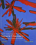 Basic Laboratory Studies in General Chemistry 9780669354911