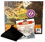 Scythe Board Extension Bundled with Scythe Realistic Resources and a 5 x 7 inch Black Drawstring Velveteen Bag