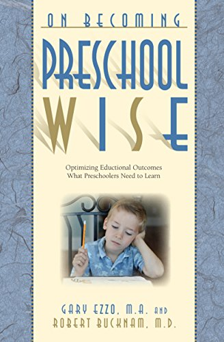 Becoming Preschool Wise Educational Preschoolers ebook product image