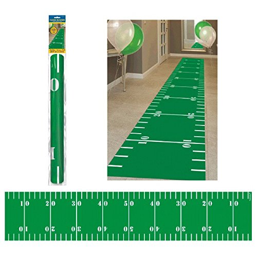 Football Floor Runner, Party Decoration