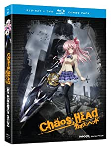 Chaos;Head: The Complete Series (Blu-ray/DVD Combo)
