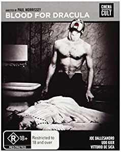 Blood for Dracula [Blu-ray]