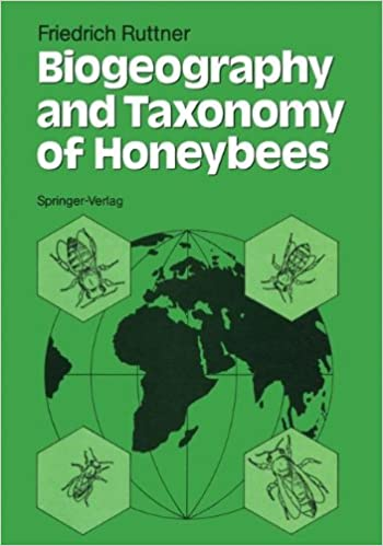 Book Biogeography and Taxonomy of Honeybees