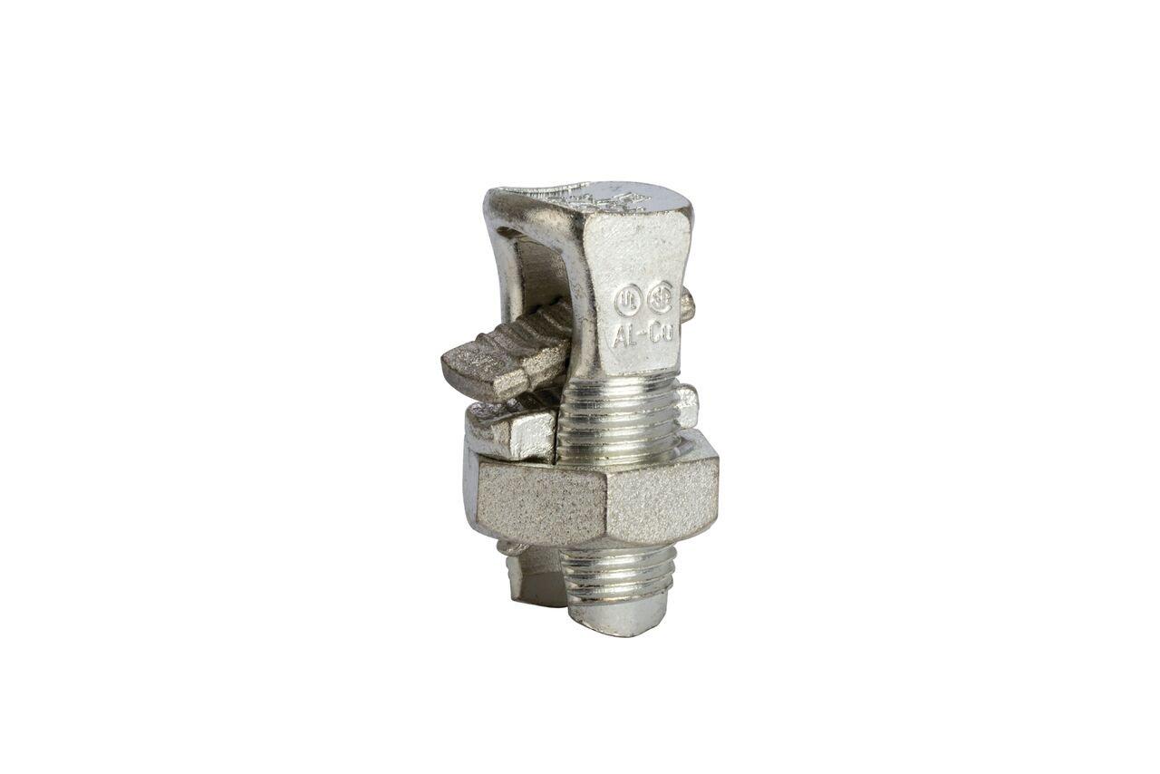 All-Purpose Type 385lbs Torque Split Bolt Connector 0.162-0.375 Wire Diameter Range