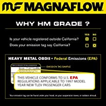 MagnaFlow 93419 Direct Fit Catalytic Converter (Non CARB compliant)